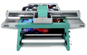Quantum Graphics Has Completed Installation of an Acuity Advance HS Digital Printer