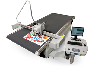 Quantum Graphics, Inc. Has Added the Latest in Digital Cutting Technology