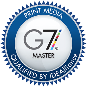 print media G7 Master Qualified by Idealliance icon