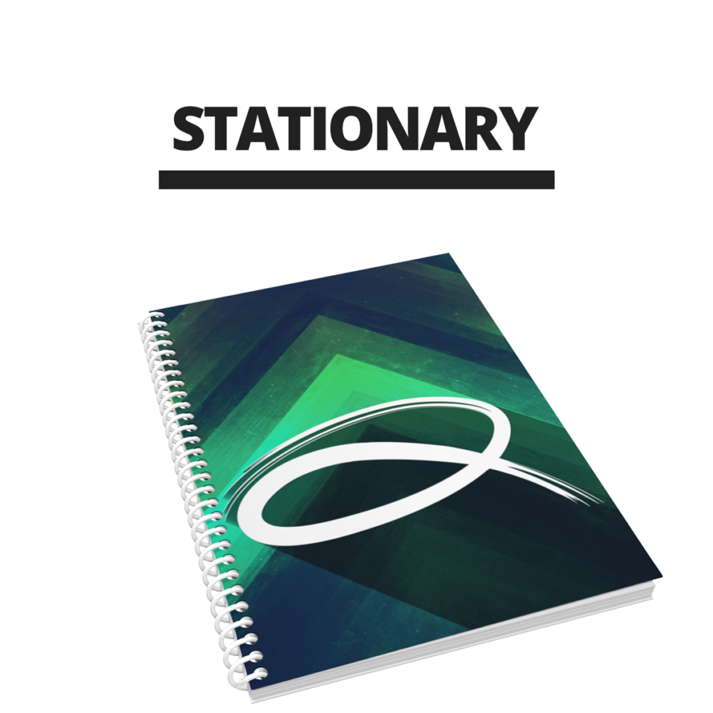 printed station custom promotional items