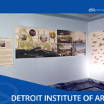 detroit institute of arts wall graphic